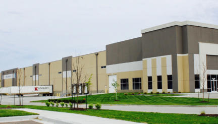 Three Trails Industrial Park Building