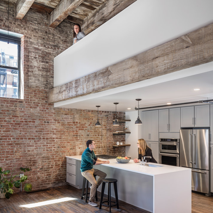Atlas Lofts renovation