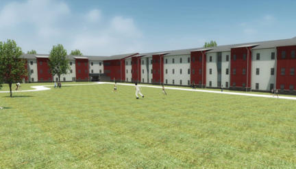 Bethany College student housing