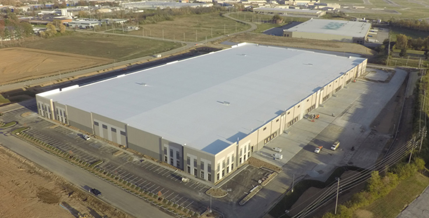 Hazelwood Logistics Center building