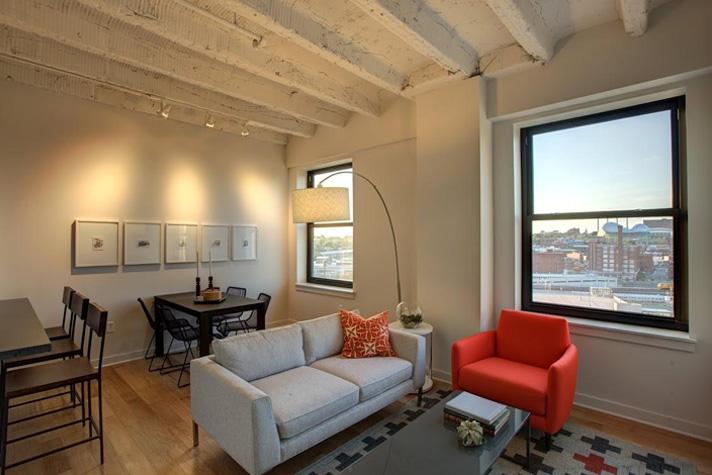 Pershing Lofts