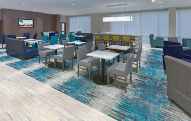 Beacon Hill Hotel renovation