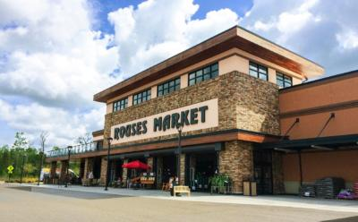 image of rouses market exterior
